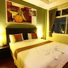Отель Orange Tree House 2* Стандартный номер с различными типами кроватей фото 4