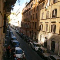 Отель Trastevere Imperial Suites балкон