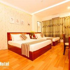 Saigon Crystal Hotel 2* Стандартный номер с различными типами кроватей фото 2