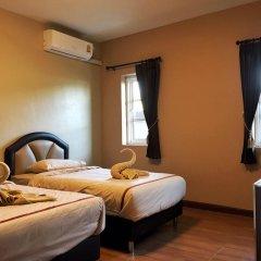 Отель Benwadee Resort 2* Коттедж с различными типами кроватей фото 4