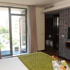 Отель Eurostars Oporto 4* Стандартный номер с различными типами кроватей фото 17