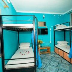 Halong Party Hostel Кровать в общем номере с двухъярусной кроватью фото 2