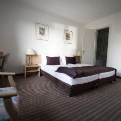Olympia Hotel Zurich 3* Стандартный номер с двуспальной кроватью фото 10