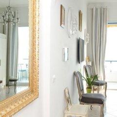 Апартаменты Cariatides Studio Promenade Holiday комната для гостей фото 4