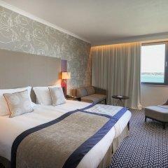 Radisson Blu Waterfront Hotel, Jersey комната для гостей фото 5
