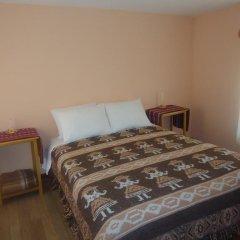 Отель Titicaca Lodge 2* Стандартный номер с двуспальной кроватью фото 3