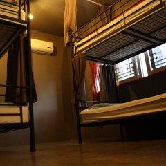 Mr.Comma Guesthouse - Hostel Кровать в общем номере с двухъярусной кроватью фото 14