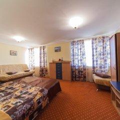 Гостиница Гелиос 3* Студия с различными типами кроватей фото 2