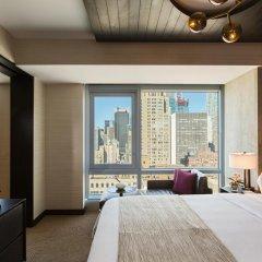 Renaissance New York Midtown Hotel 4* Стандартный номер с различными типами кроватей фото 12