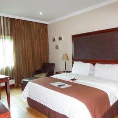 Отель Park Inn by Radisson, Lagos Victoria Island комната для гостей