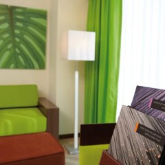 Отель RIU Plaza Panama 4* Номер Делюкс с различными типами кроватей фото 3