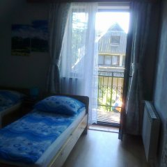 Отель Pokoje Goscinne Majerczyk комната для гостей