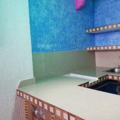 Hotel Club Del Sol Acapulco 3* Стандартный номер с различными типами кроватей фото 11