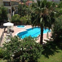 Отель Aloni Пефкохори бассейн фото 3