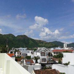 Отель Hue Nha Trang Homestay балкон