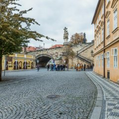 Charles Bridge Hostel & Apartments Стандартный номер фото 13