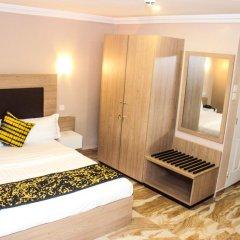 Отель Visa Karena Hotels 3* Номер Делюкс с различными типами кроватей фото 4