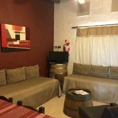 Отель Finca Silvestre Сан-Рафаэль комната для гостей фото 3