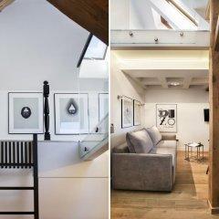 Апартаменты RJ Apartments Westerplatte комната для гостей