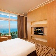 Отель Marina Bay Sands 5* Люкс Orchid с различными типами кроватей