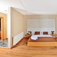 Отель Inan Kardesler Bungalow Motel комната для гостей фото 3