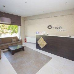 Отель Орион Олд Таун интерьер отеля