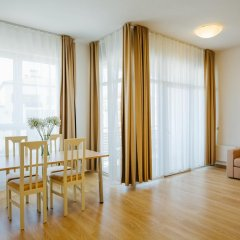 Апарт-отель Имеретинский - Морской квартал Апартаменты с различными типами кроватей фото 10