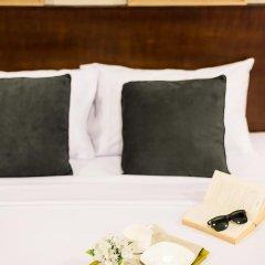 Green Leaf Hostel Номер Делюкс с двуспальной кроватью фото 5