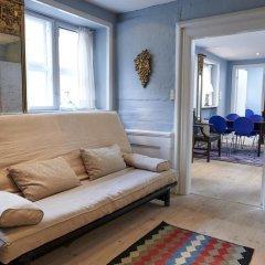 Отель Magstræde Central Apartment II Дания, Копенгаген - отзывы, цены и фото номеров - забронировать отель Magstræde Central Apartment II онлайн комната для гостей фото 2