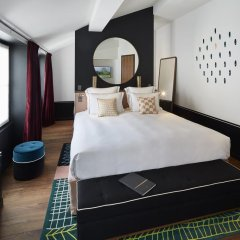 Le Roch Hotel & Spa 5* Номер Делюкс с различными типами кроватей фото 4