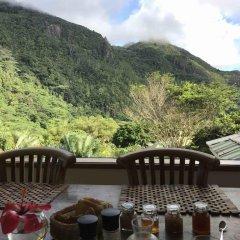 Отель The Station Seychelles балкон