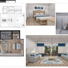 Отель Nirvana Lagoon Villas Suites & Spa 5* Вилла с различными типами кроватей фото 9