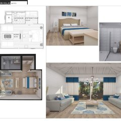 Nirvana Lagoon Villas Suites & Spa 5* Вилла с различными типами кроватей фото 9