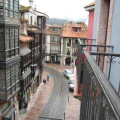 Отель Casa Azul Paraíso балкон