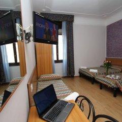 Hotel Brasil Milan Стандартный номер с различными типами кроватей фото 13