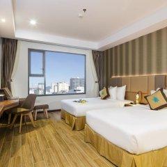Sen Viet Premium Hotel Nha Trang 4* Номер Делюкс с 2 отдельными кроватями фото 2