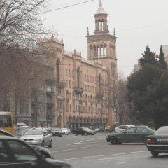 Отель Rustaveli 36 парковка