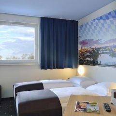 B&B Hotel München City-Nord 2* Стандартный номер с 2 отдельными кроватями фото 3