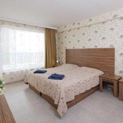 Hotel Yantra Солнечный берег комната для гостей