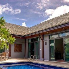 Отель Villa Ruby Бухта Чалонг бассейн фото 2