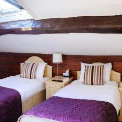 Pymgate Lodge Hotel 3* Стандартный номер с 2 отдельными кроватями фото 6