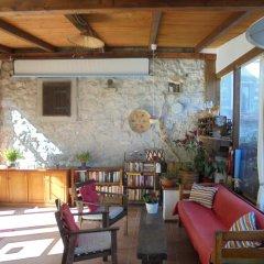 Отель B&B Casale Rio Conca Сперлонга интерьер отеля