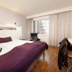 Отель Scandic Sjølyst 3* Стандартный номер с различными типами кроватей фото 2