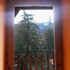 Отель Trapez балкон