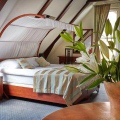 Отель Rezydencja Solei Польша, Познань - отзывы, цены и фото номеров - забронировать отель Rezydencja Solei онлайн комната для гостей фото 4