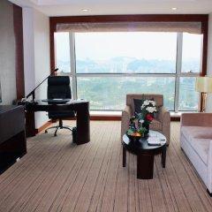 Grand Skylight International Hotel Shenzhen Guanlan Avenue 5* Люкс повышенной комфортности с различными типами кроватей