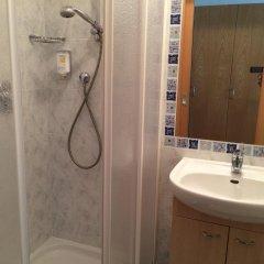 Hotel Garni Paler Тироло ванная