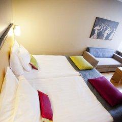 Original Sokos Hotel Helsinki 3* Улучшенный номер с разными типами кроватей фото 2