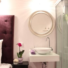 Отель Balance Home Будапешт ванная фото 2