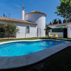Отель Goleta Испания, Кониль-де-ла-Фронтера - отзывы, цены и фото номеров - забронировать отель Goleta онлайн бассейн фото 2